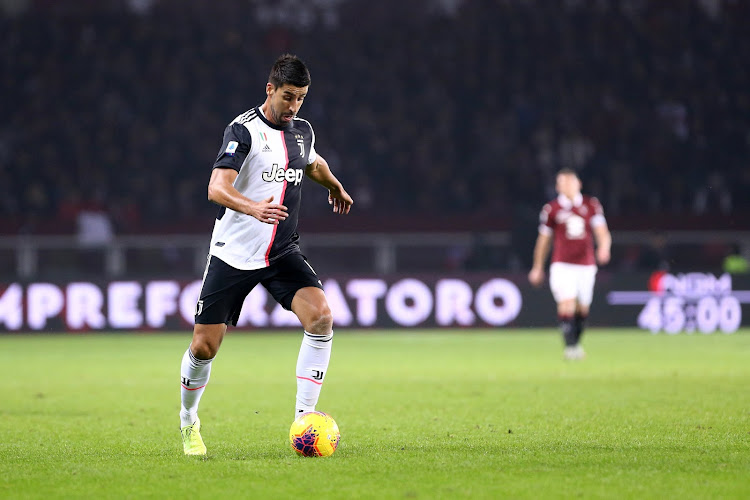 Officiel : Sami Khedira quitte la Juventus et rentre en Allemagne