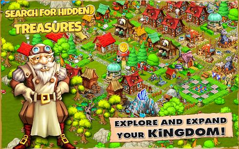 Kingdoms & Monsters Mod Apk (no-WiFi) (No Ads) 6