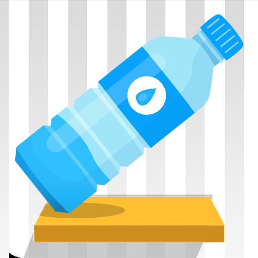 Water Bottle Flip 動作 App LOGO-硬是要APP