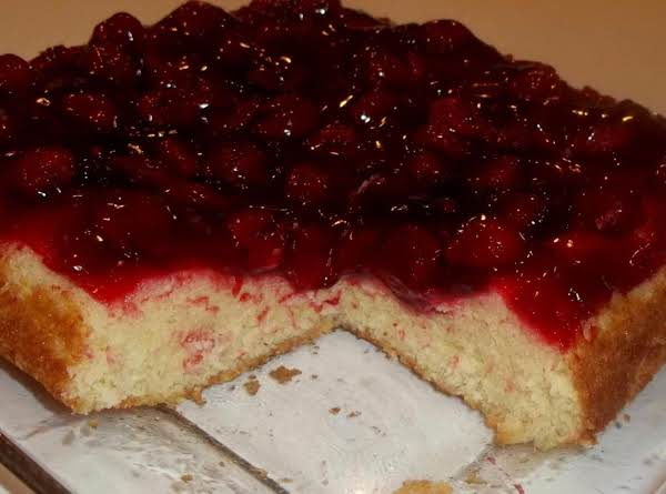 Cherry Upside Down Cake Recipe