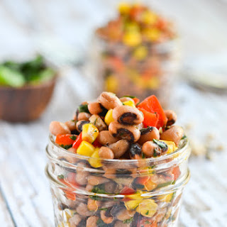 Zesty Black-Eyed-Pea Salad