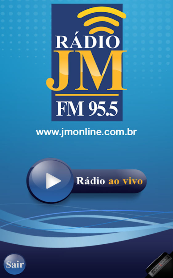 Rádio JM FM 95.5- screenshot