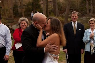 Photo: Old Mill Garden - Falls Park on the Reedy River - 1st Kiss! - 3/10 - photo courtesy Sarah- http://PhotoDayBliss.com