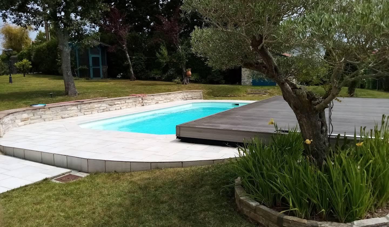 Maison avec piscine Arbonne