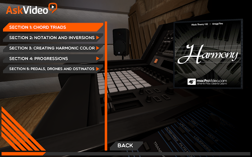 Music Theory 102 - Harmony screenshot 6