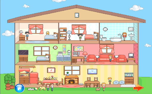 Download Doll House Japanese Decoration For Pc