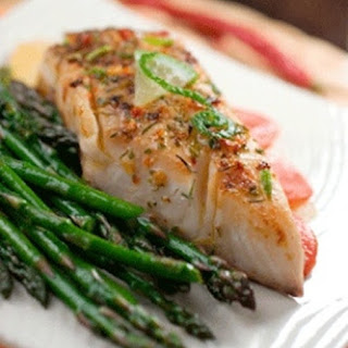 Broiled Tilapia Oreganata #Recipe