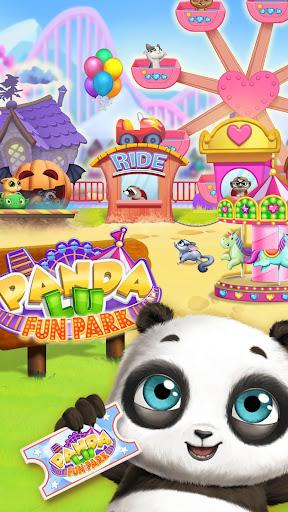 Panda Lu Fun Park - Carnival Rides & Pet Friends 1.0.45 screenshots 5