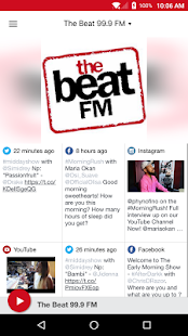 THE BEAT NIGERIA- screenshot thumbnail