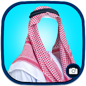 Arab Man Fashion Photo Suit