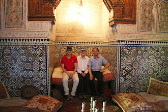 Photo: Meknes - Dar jamaii