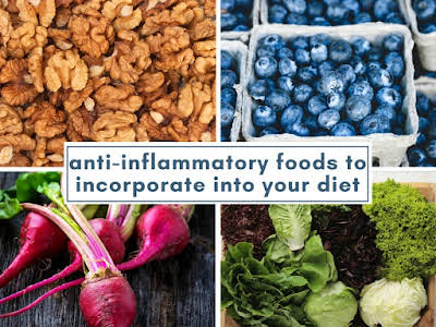 Anti-Inflammatory Foods to Incorporate Into Your Diet