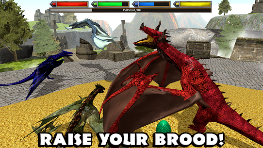 Ultimate Dragon Simulator [Mod Skils] 7