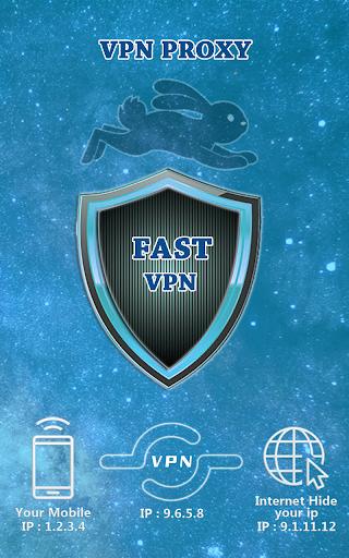 Unlimited Free VPN Turbo Speed VPN screenshot 1