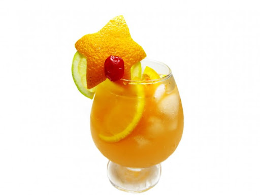 10 Best Southern Comfort Drinks Recipes Planters Punch Przepis on