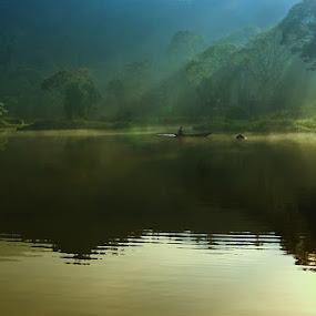 Silence  by Irawan Sudjana - Landscapes Waterscapes