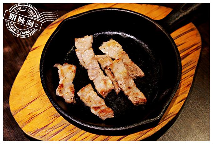 槿韓食堂-烤豬五花