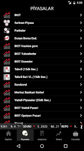 Matriks Mobile - náhled