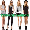 Teenage Fashion icon