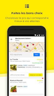 PagesJaunes – recherche locale - náhled
