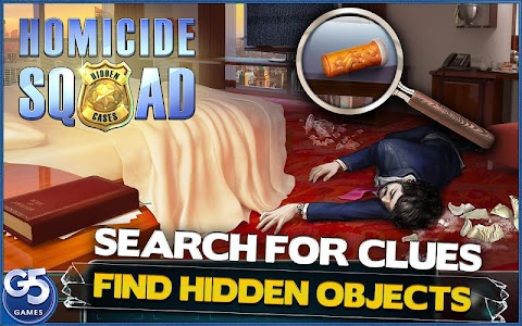 Homicide Squad: Hidden Cases screenshot 0