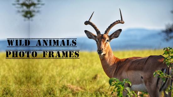 Download Wild Animal Photo Frames For PC Windows and Mac apk screenshot 10