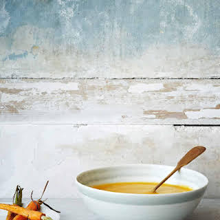 Carrot Ginger Soup.