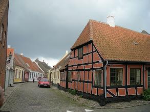 Photo: Little crooked houses on Aero.