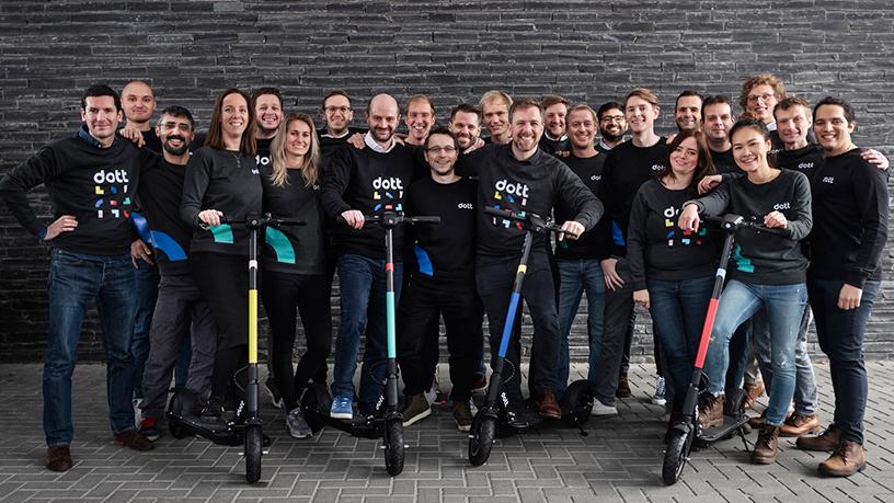 The Dott team.