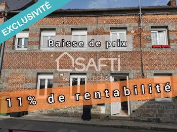 locaux professionels à Dompierre-sur-Helpe (59)