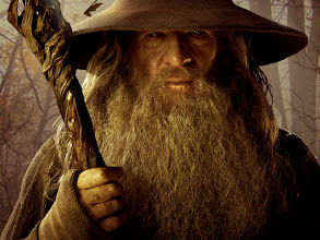 Photo: Gandalf the Grey.