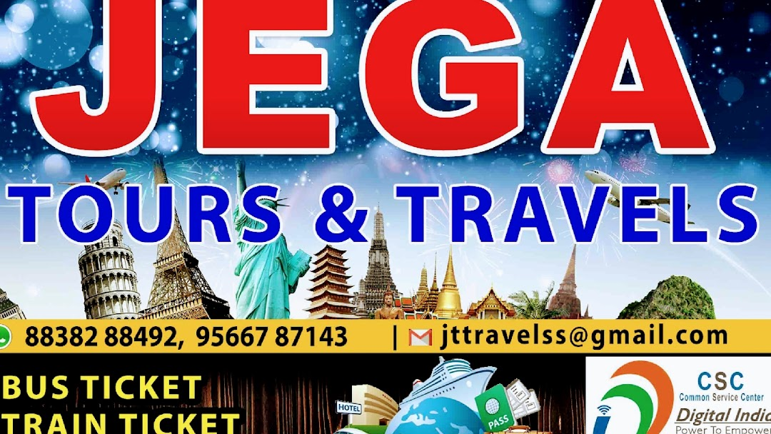 Jega Tours Travels Travel Agency In