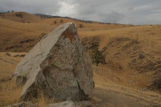 Photo: Petroglyph Rock near the Ranch HQ - Greg Smith