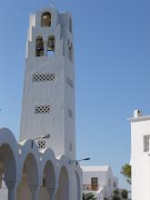 Photo: Eglise au centre de Fira