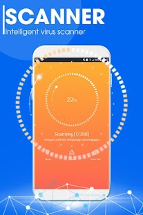 Antivirus & Security Phone - náhled