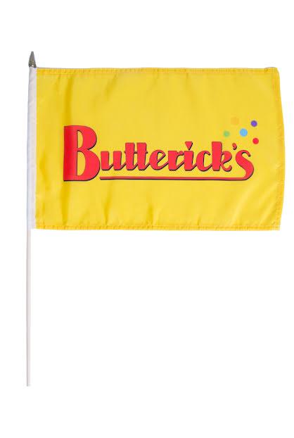 Flagga Butterick's