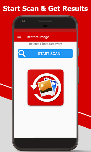 Restore Deleted Photos - Picture Recovery 3.1.0 screenshots 1