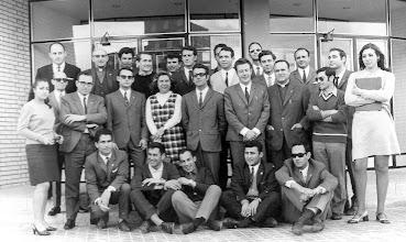 Photo: Creación de la Hermandad de AA. de Universidades Laborales