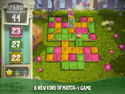 Ambitious Dirt - Puzzle Game Screenshot