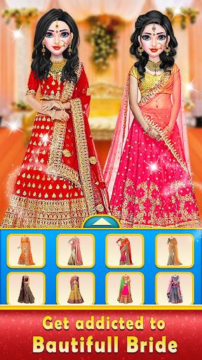 Indian Royal Wedding Doll Maker : Avatar Creator apktram screenshots 12