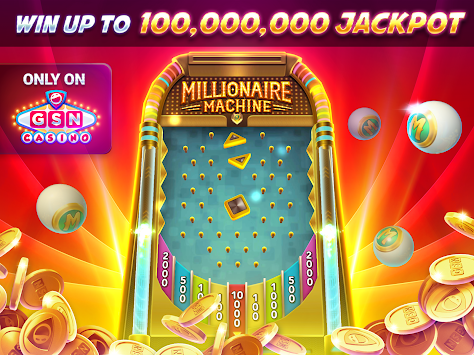 GSN Casino Slots: Free Online Slot Games