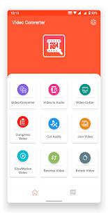 Video Converter, Video Editor Screenshot