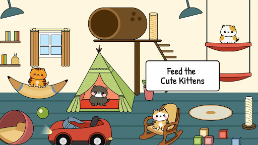 My Cat Townud83dude38 - Free Pet Games for Girls & Boys 1.1 screenshots 4