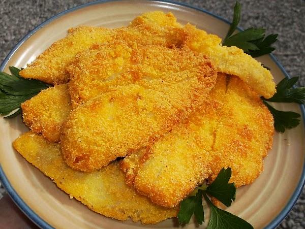 Dad's Fried Fish Recipe