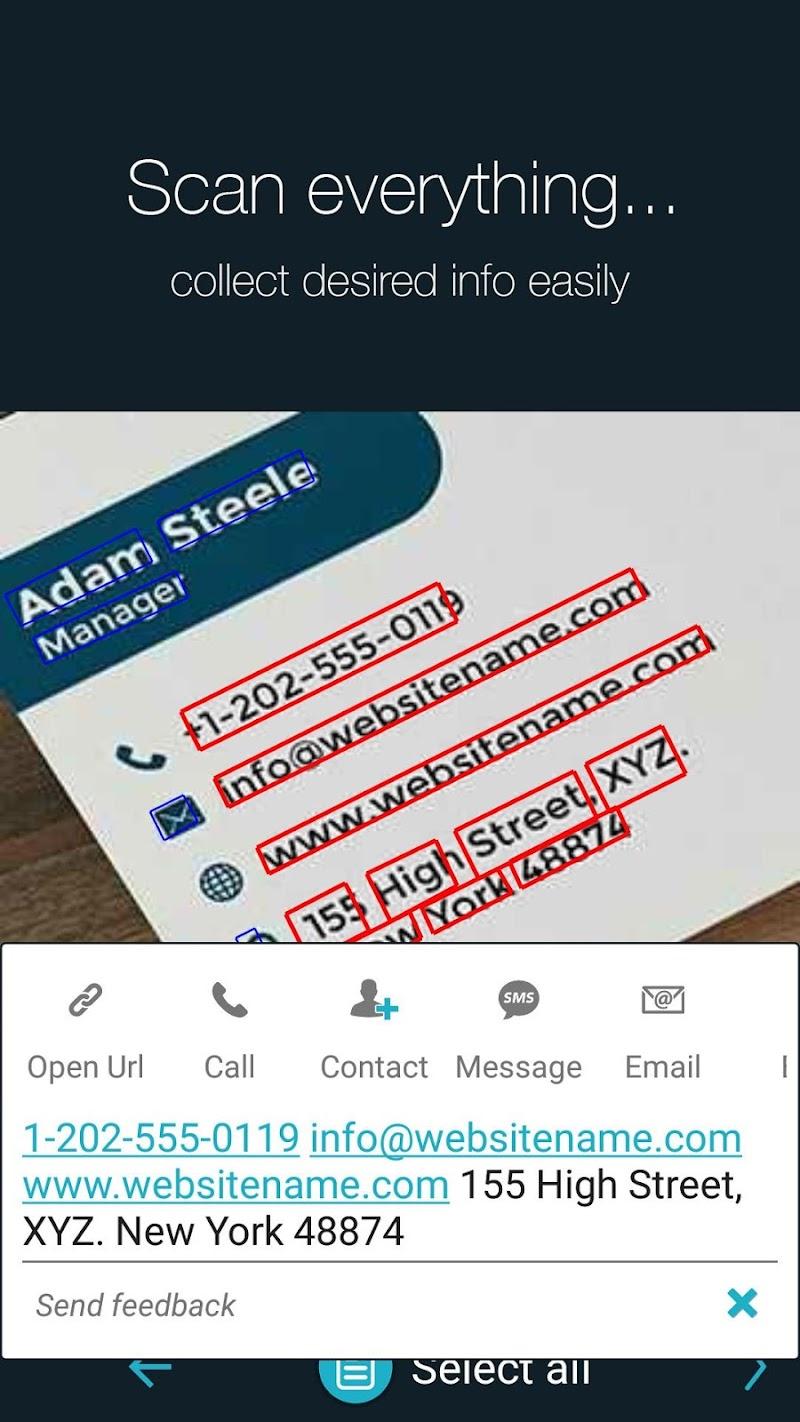 Smart Lens - OCR Text Scanner, QR code reader APK Cracked