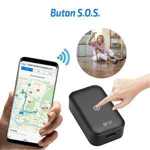 Mini GPS GF21 Wi-Fi Siegbert 999BL2136