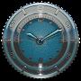Премиум Clock Widget Lightblue Eleplan временно бесплатно