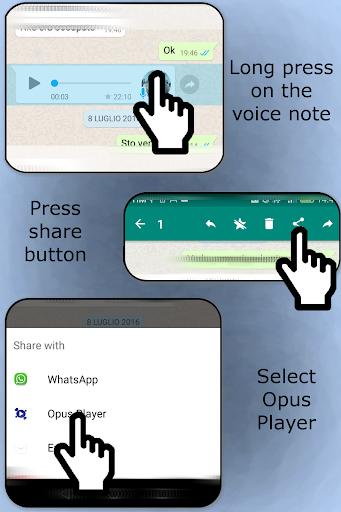 WhatsApp Audio Search And Organize
