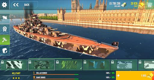 Battle of Warships: Naval Blitz 1.72.12 screenshots 5
