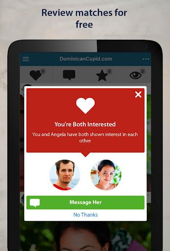 DominicanCupid - Dominican Dating App 3.1.7.2496 screenshots 7